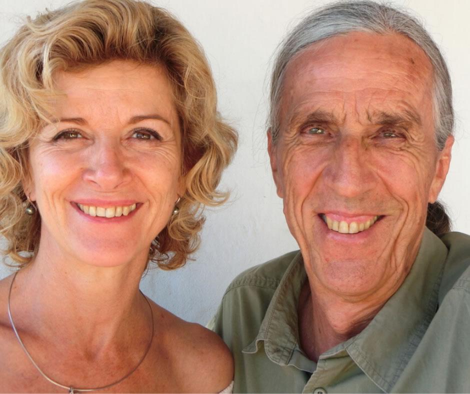 EVE BIZARD & MICHEL ROUDNITSKA